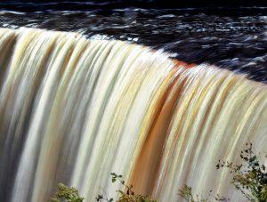 Tahquamenon Falls, Michigan's U.P.