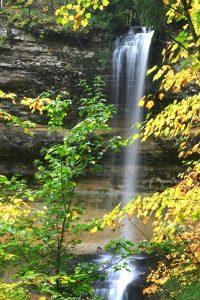 Munising Falls, Michigan's Upper Peninsula