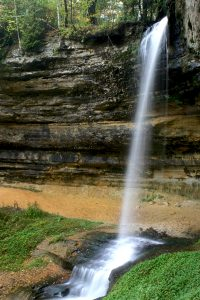 Munising Falls, Michigan's Upper Peninsula